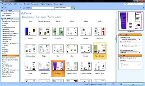 layout no word pe 231 a santiago aprendam sobre a nossa produ 231 227 o de folders