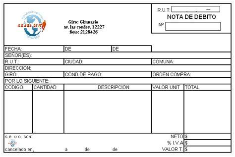 argentina que es una nota credito y debito bancaria actualidad en contabilidad la nota d 233 bito