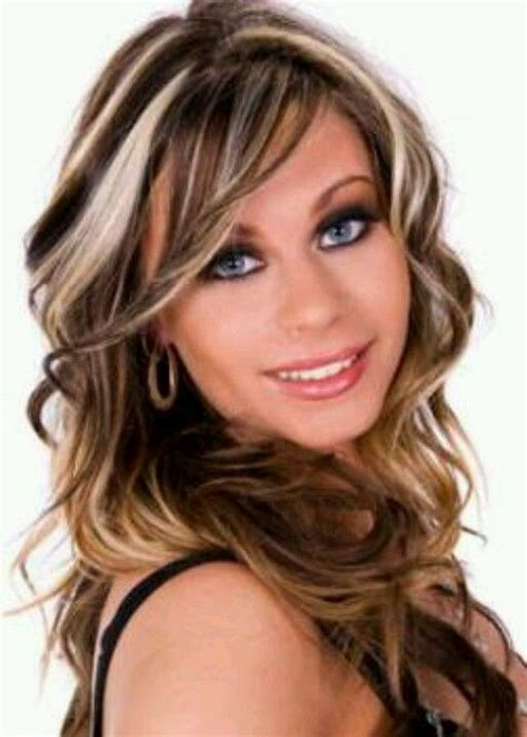 colores d cabello para trigueas mechas beige lovely hair pinterest