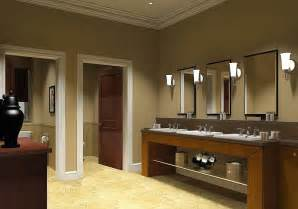 Commercial Bathroom Design by Gallery