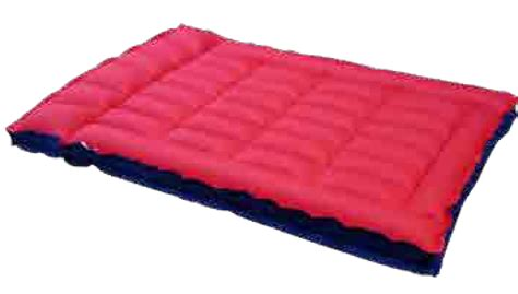 rubber air bed rubberised cotton buy bed product on alibaba