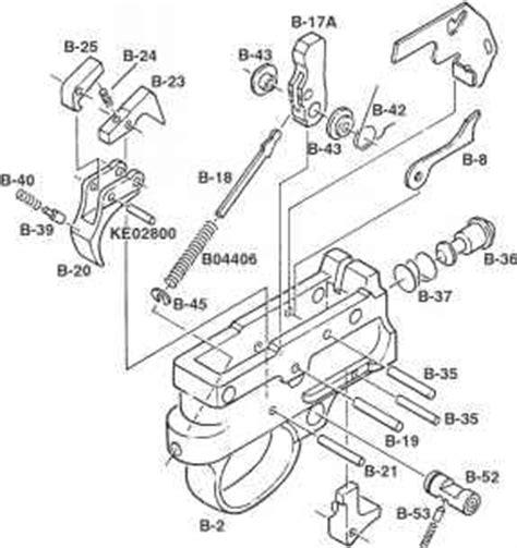 ordering parts ruger model 10 22 magnum