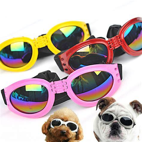 Pet Glasses foldable pet glasses sunglasses for small medium large