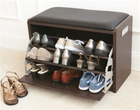 Shoe Rack Designs by Superbly Practical And Convenient Shoe Rack Designs