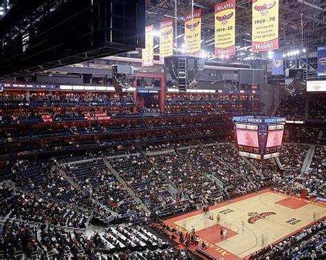 phillips arena ga floor ga1 philips arena quot temples of the nba quot philips