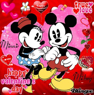 valentines mickey mouse happy s day mickey and minnie mouse picture