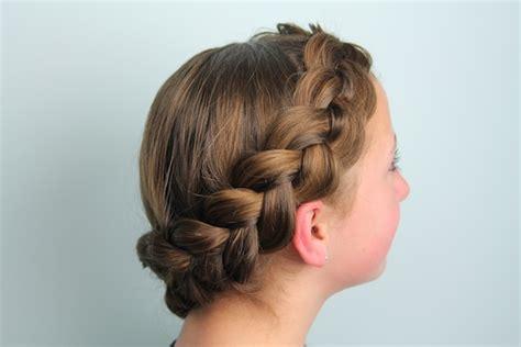 cute girl hairstyles dutch braid wrap around dutch pancake braid cute braided hairstyles
