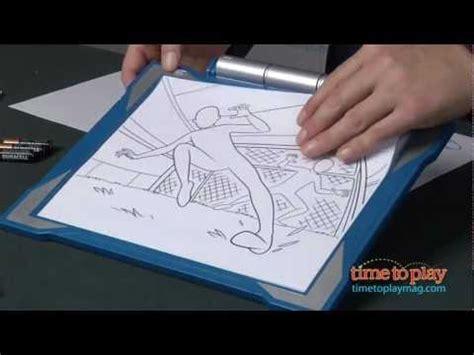 crayola star wars light up tracing pad light up tracing pad from crayola youtube