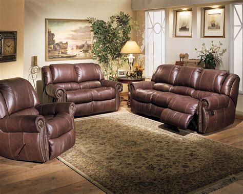 Living Room Decor With Brown Leather Sofa Living Room Decor Ideas With Brown Furniture