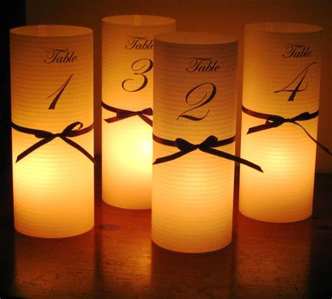 Table Number by Which Table Numbers Weddingbee