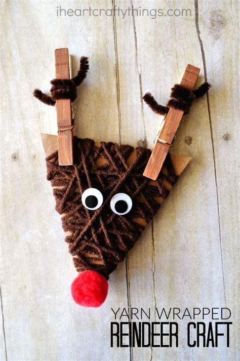 third grade christmas crafts diy reindeer 25 unique reindeer craft ideas on easy crafts crafts and easy