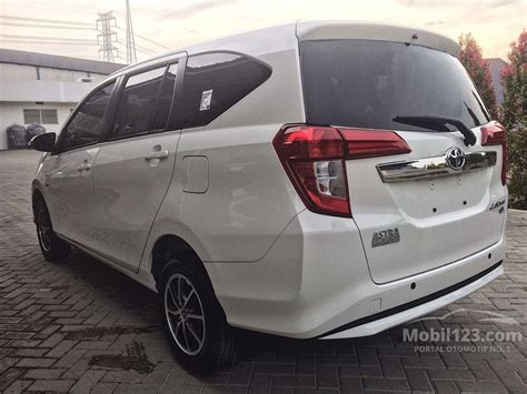 Karpet Mobil Toyota Calya jual mobil toyota calya 2018 b40 1 2 di dki jakarta manual