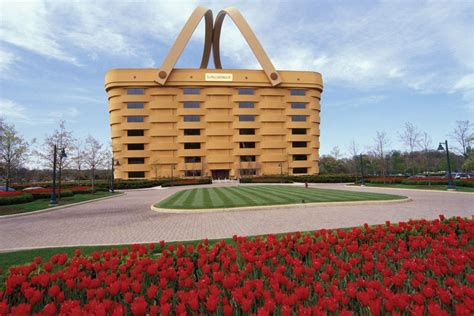 basket building the longaberger company in newark ohio united states