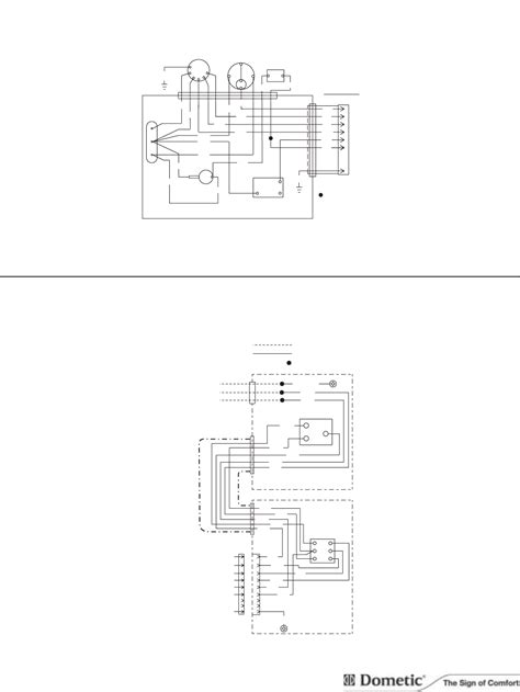 dometic three wire thermostat wiring diagram dometic get