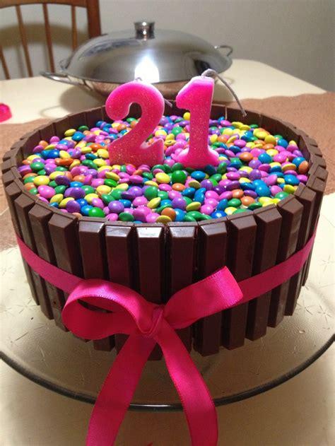 Handmade Birthday Cakes - 21st birthday cake birthday gift ideas