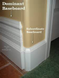 Baseboards Sizes the joy of moldings com how to decorate your home with
