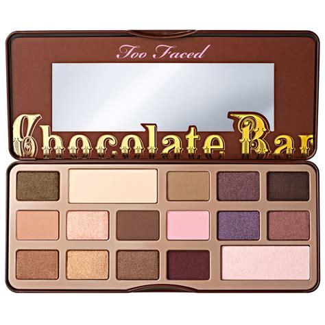 Faced Chocolate faced chocolate bar eyeshadow palette kaufen