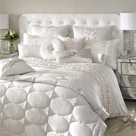 luxury white bedding kylie minogue at home luxury bedding luxury interior