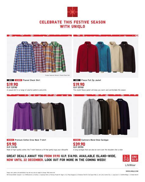 Cardigan Uniqlo Sale uniqlo festive season sale 2013 s shirts jackets