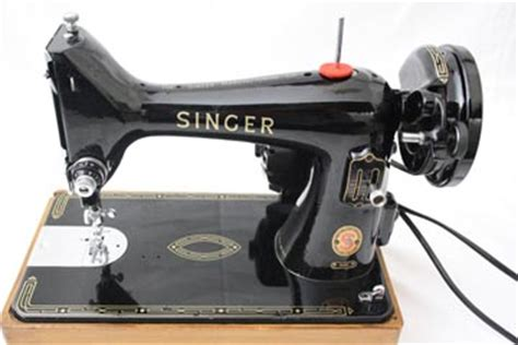 Singer Sewing Machine Model 99 and 99K