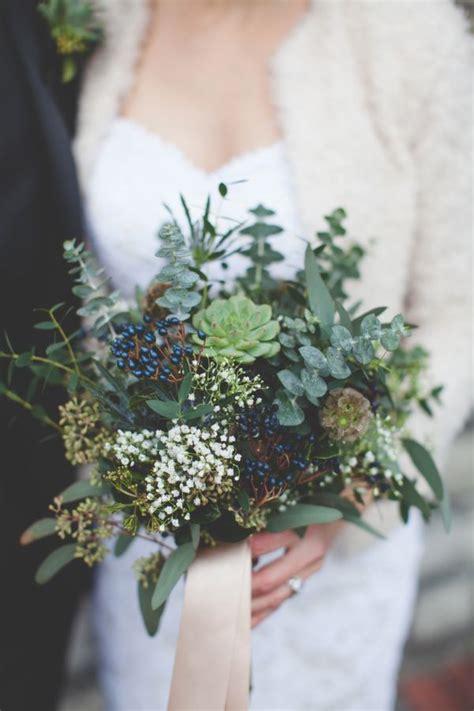 Succulent Arrangements 5 of the most gorgeous winter bridal bouquets chic