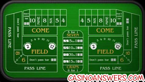 how do you play craps casino answers
