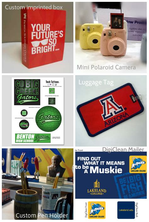 Top Giveaways For College Students - 2015 top admissions promotional items magellan promotions