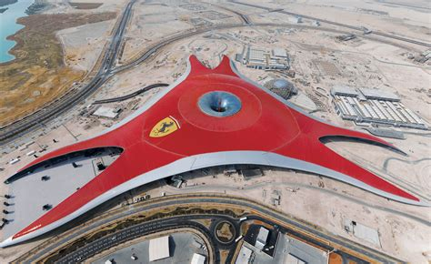 Ferrari Hauptsitz by Ferrari Headquarters In Dubai When You Have Money To