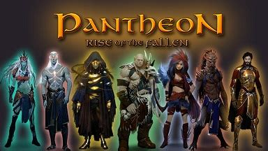 official pantheon: rise of the fallen wiki