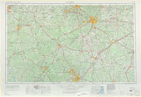 topographic maps carolina raleigh topographic maps nc usgs topo 35078a1 at 1