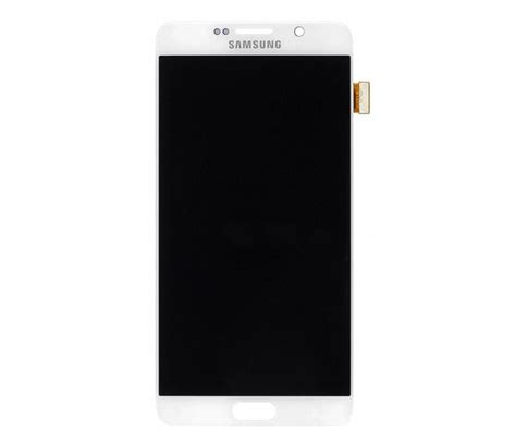 Lcd Galaxy Note 5 samsung galaxy note 5 lcd screen digitizer replacement white