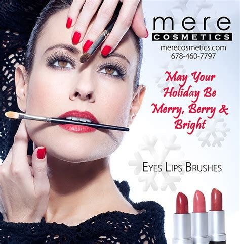 makeup artists professional master collection 28 piece meredith boyd merry christmas mere cosmetics holiday