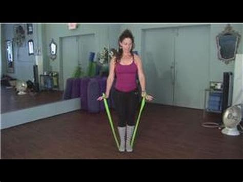 abdominal workouts how to abs with a resistance band