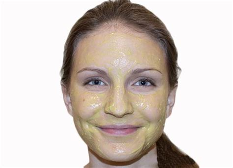 mask for sensitive skin at home