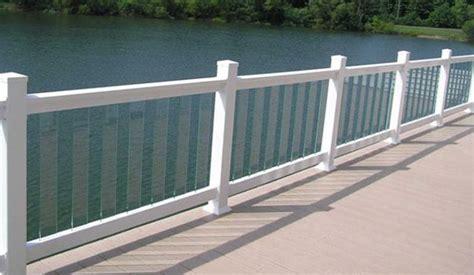 plexiglass railing plexiglass deck railing systems deck railing systems and