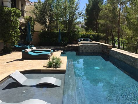 backyard designs las vegas backyard resort las vegas pool design pool contractor