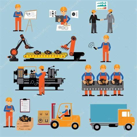 rubber st process 공장 생산 공정 스톡 벡터 129078202