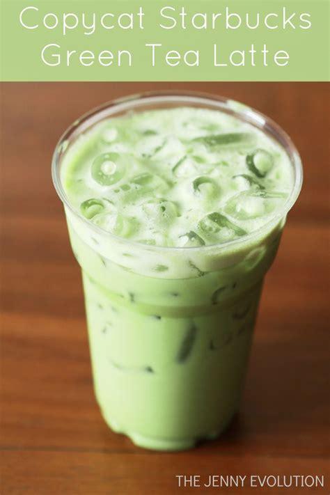 Green Coffee Latte green tea latte