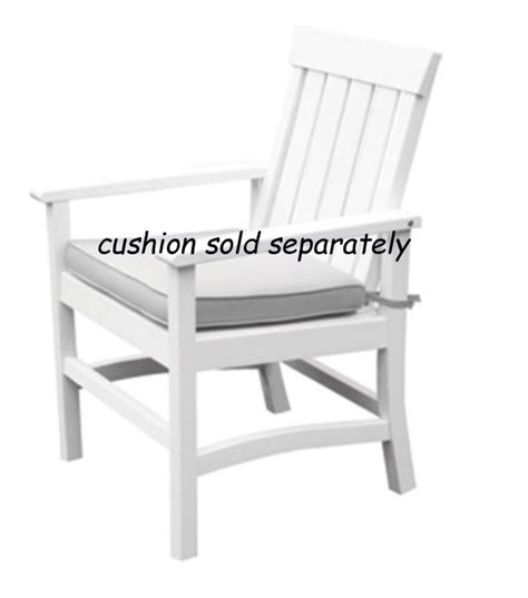 Seaside Casual Chairs by Seaside Casual Hton Dining Chair