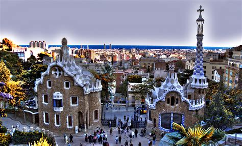 Park Guell by Gaudi   nextours