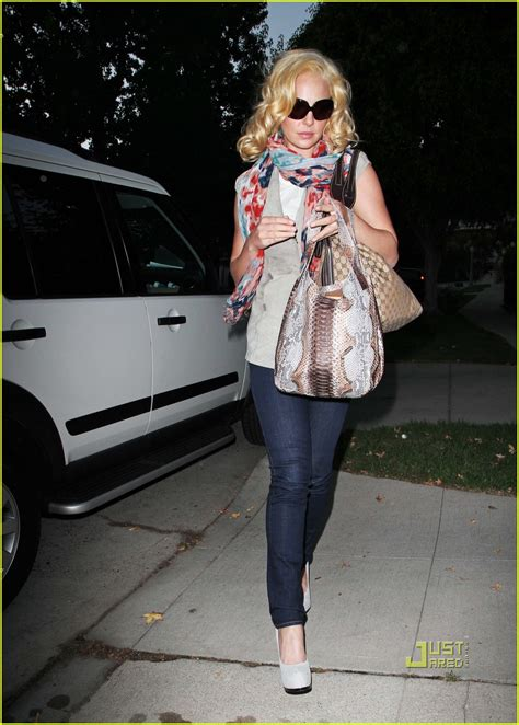 Katherine Heigls Jimmy Choo Purse by Katherine Heigl Where Are My Photo 2482520
