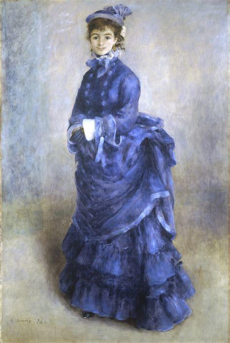who is the viagra lady in blue dress file pierre auguste renoir 089 jpg wikipedia