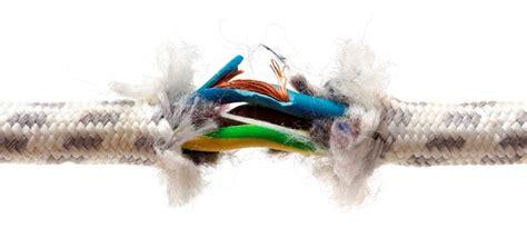frayed electrical wire frayed electrical wire www pixshark images