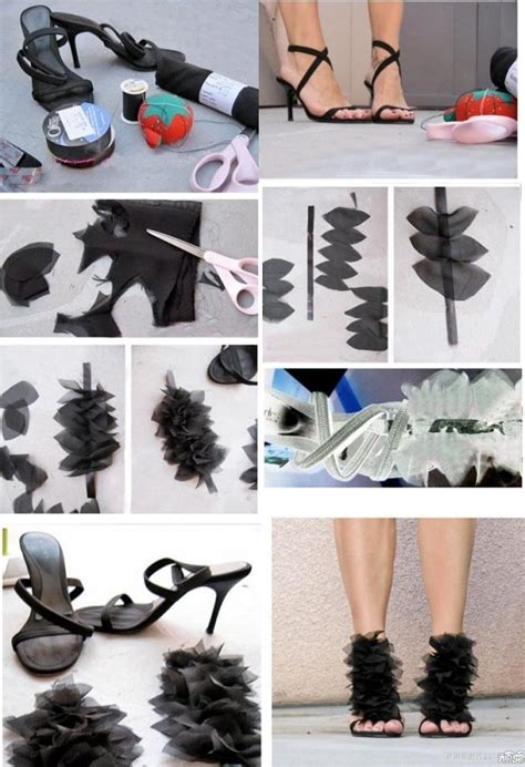 diy high heel shoes 16 diy ideas for shoe heels makeover in your budget
