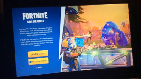 fortnite save the world code the about fortnite save the world codes 100 no lie