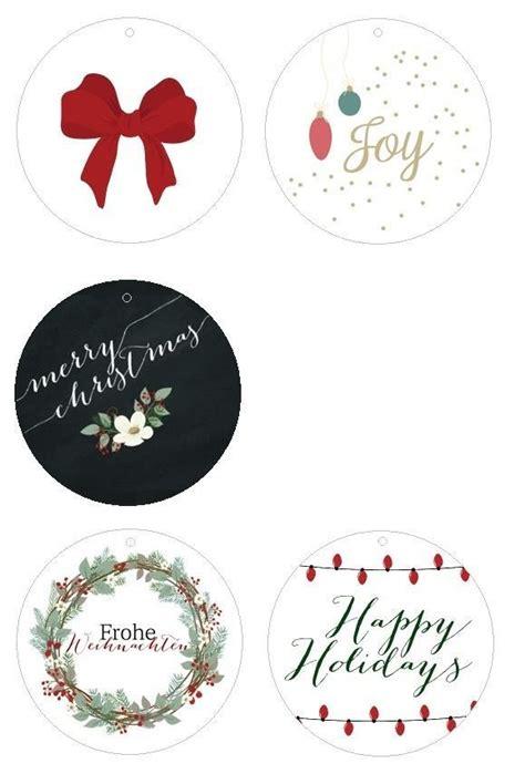 Weihnachtsgeschenke Anhänger Zum Ausdrucken by Freebie Anh 228 Nger Zum Ausdrucken F 252 R Weihnachtsgeschenke