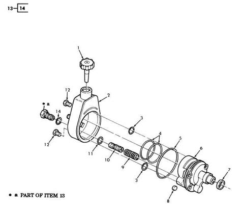 Power Steering Pump Assembly Fig