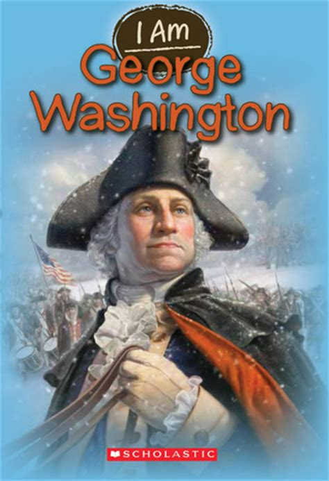 am i a books i am 5 george washington by grace norwich reviews