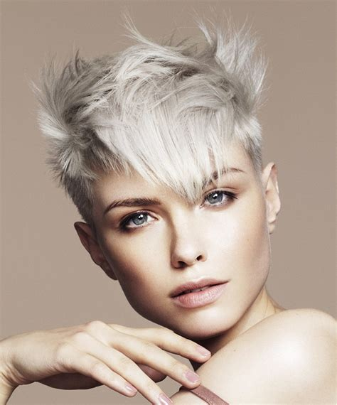 regis hair cut styles a short blonde hairstyle from the artisan collection by