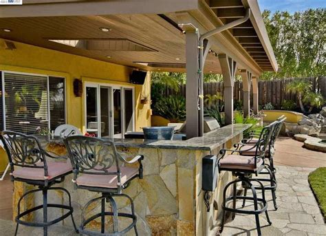 patio bar ideas california decor ideas for outdoor